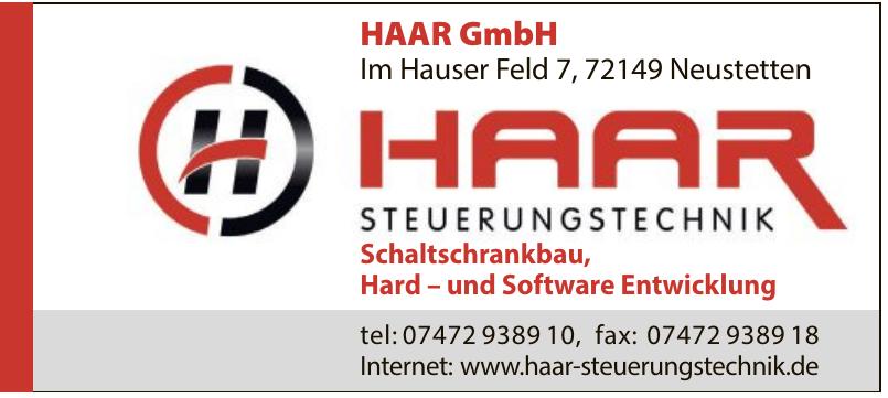 HAAR GmbH