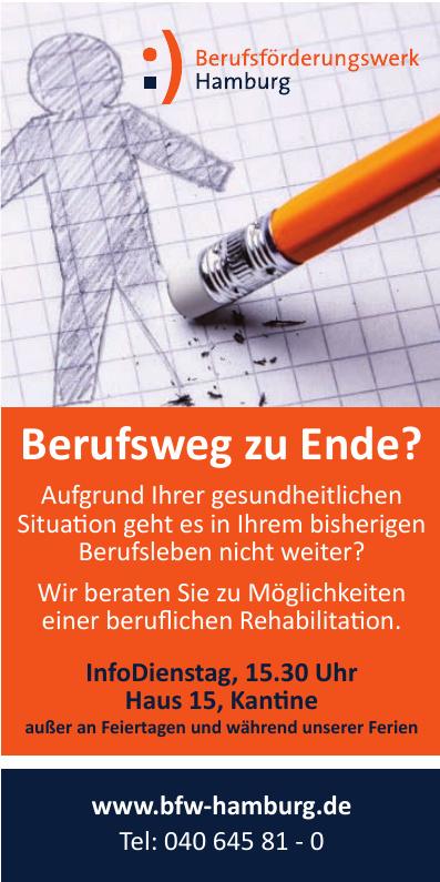Berufsförderungswerk Hamburg