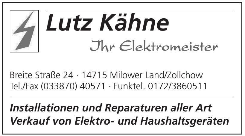 Lutz Kähne