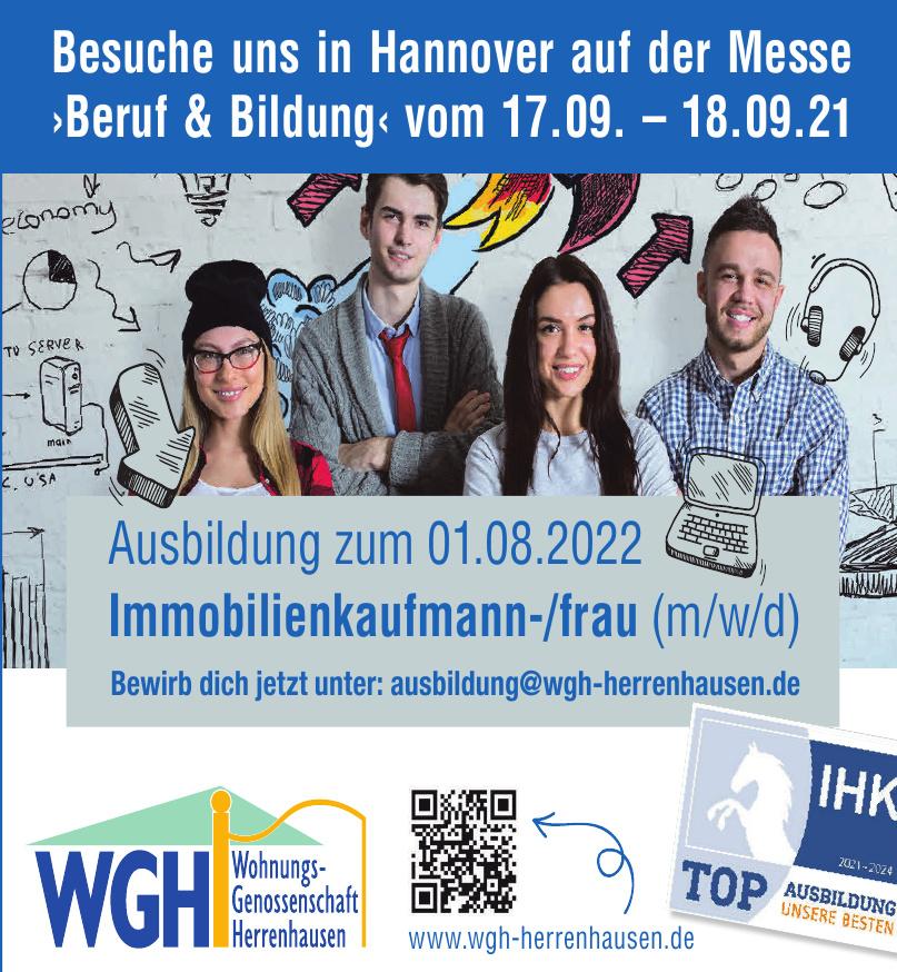 WGH Wohnungs-Genossenschaft Herrenhausen