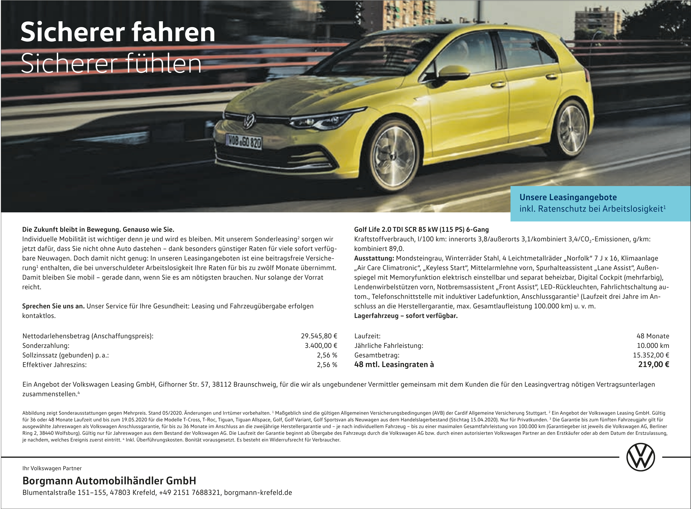 Borgmann Automobilhändler GmbH
