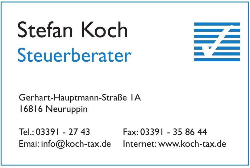 Stefan Koch Steuerberater