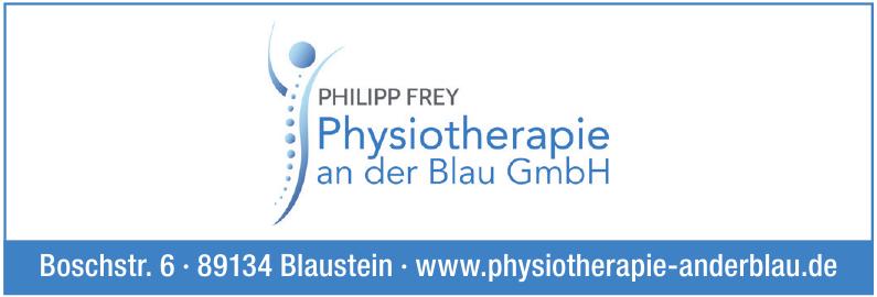 Physiotherapie an der Blau GmbH