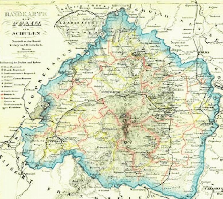 ... und später dann unter bayrischer Verwaltung.