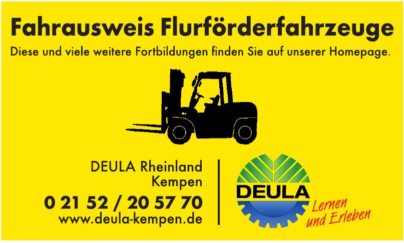 Deula Rheinland