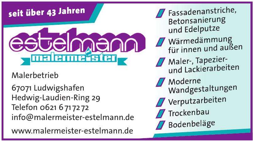 Malerbetrieb Estelmann