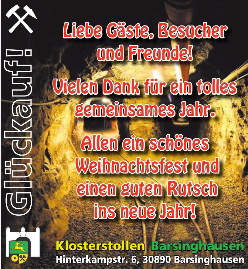 Klosterstollen Barsinghausen