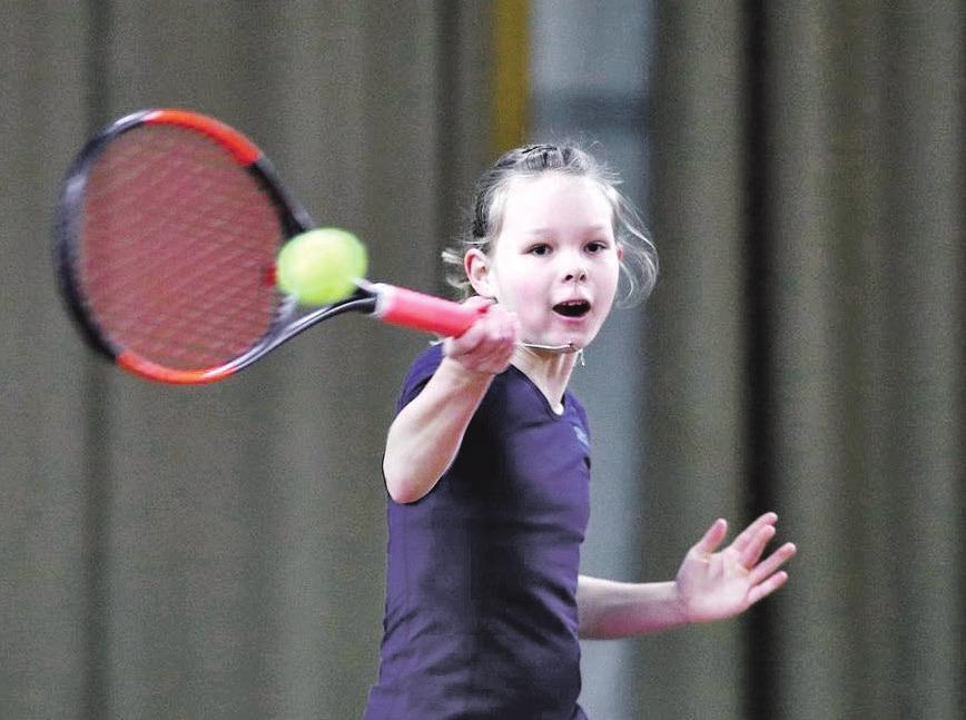 Jahrelange Turniererfahrung: Mailina Nedderhut steht an der Spitze des Tennisverbands Niedersachsen/Bremen.