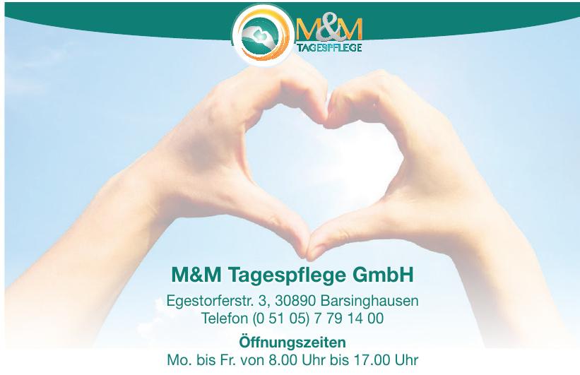 M&M Tagespflege GmbH