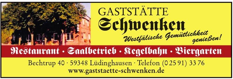 Gaststätte Schwenken