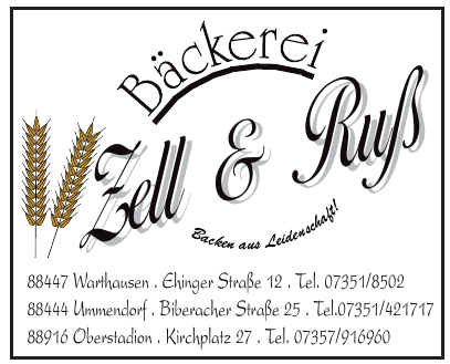 Bäckerei Zell & Ruß