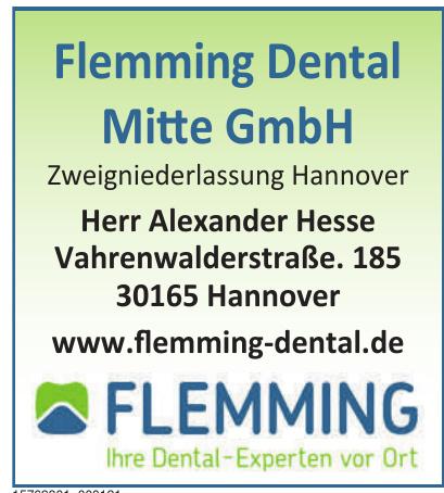 Flemming Dental Mitte GmbH