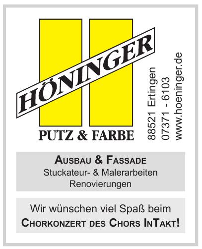 Höninger GmbH