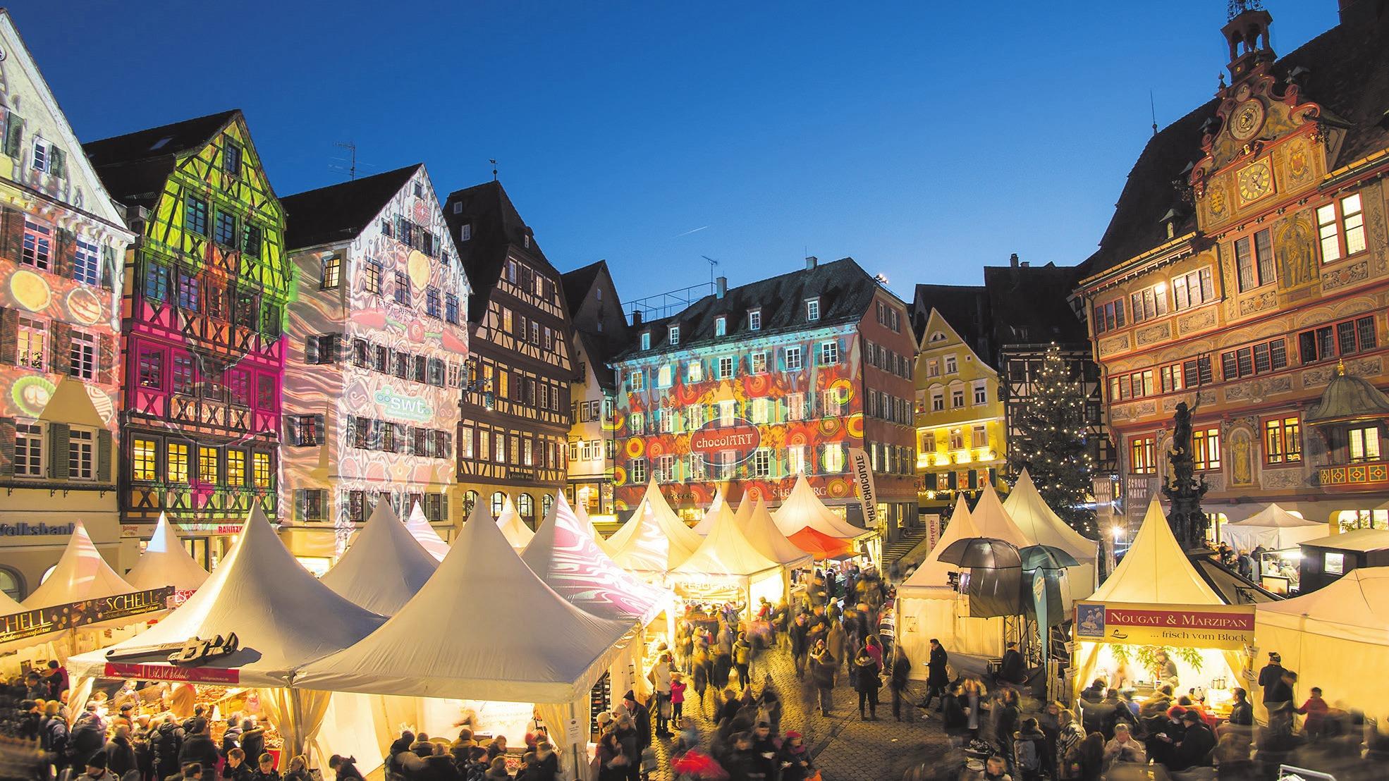 Weihnachtsmarkt Gundelfingen.Bummeln Verweilen Und Genießen Heidenheim Südwest Presse