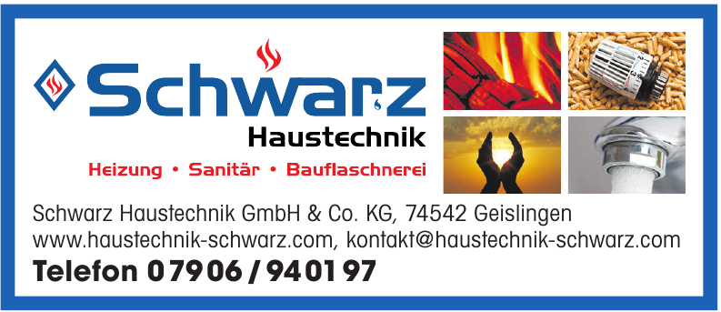 Schwarz Haustechnik GmbH & Co. KG