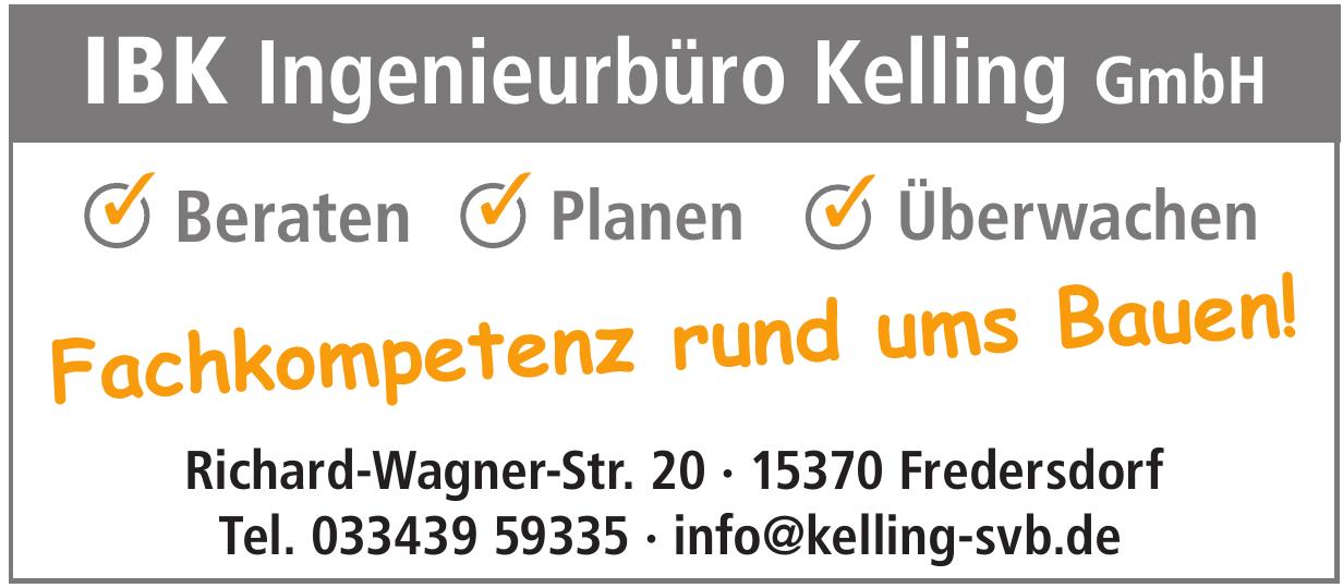 IBK Ingenieurbüro Kelling GmbH