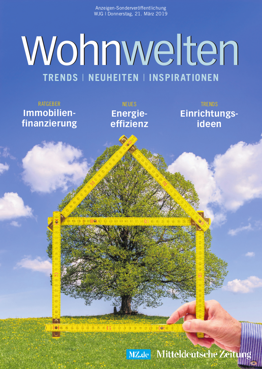 Wohnwelten Bitterfeld - Köthen - Dessau