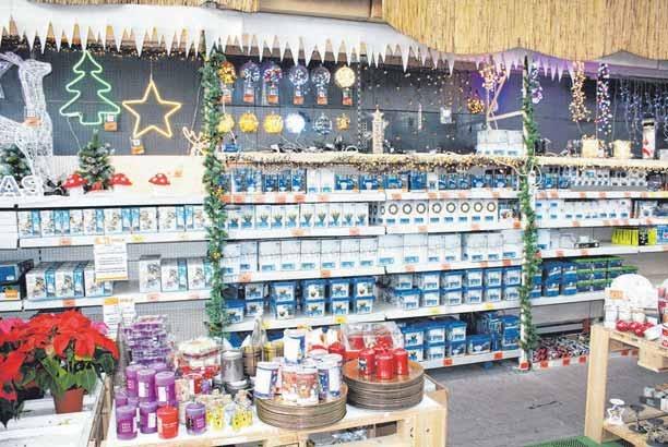 Es weihnachtet im Obi-Fachmarkt in Isny Image 2