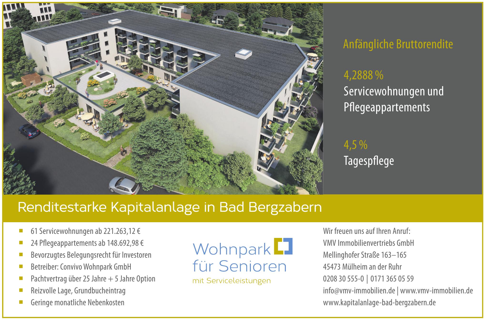VMV Immobilienvertriebs GmbH