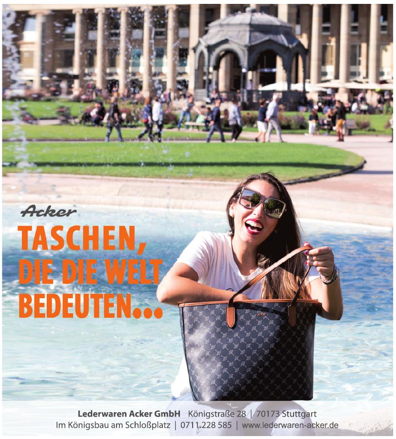 Lederwaren Acker GmbH