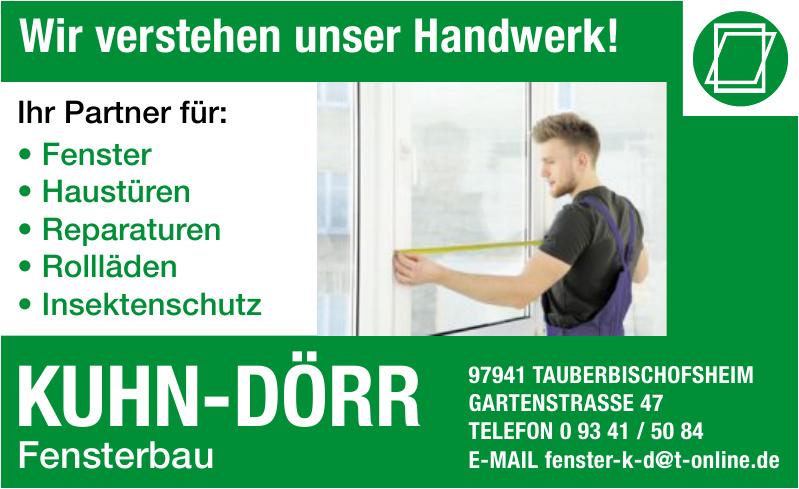 Kuhn-Dörr Fensterbau