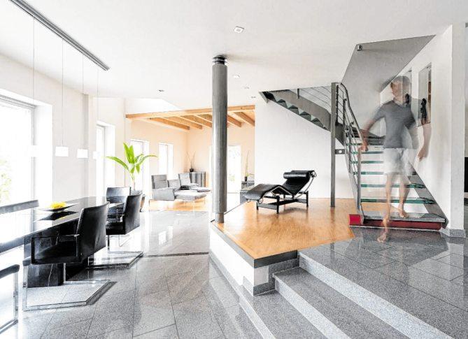 Innenarchitektur - Lichtdurchflutete und ansprechende Wohnräume von Schreiner Architekten BILD: JULIUS STARK