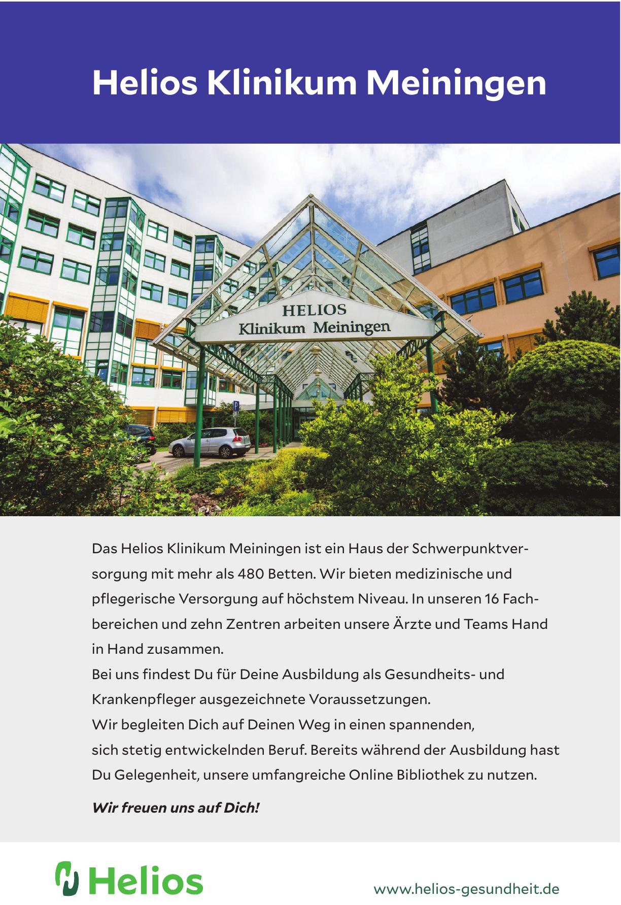 Helios Klinikum Meiningen