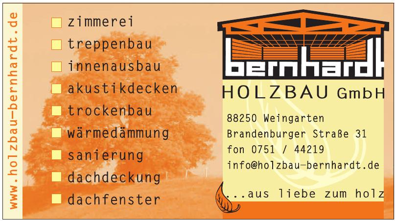 Bernhardt Holzbau