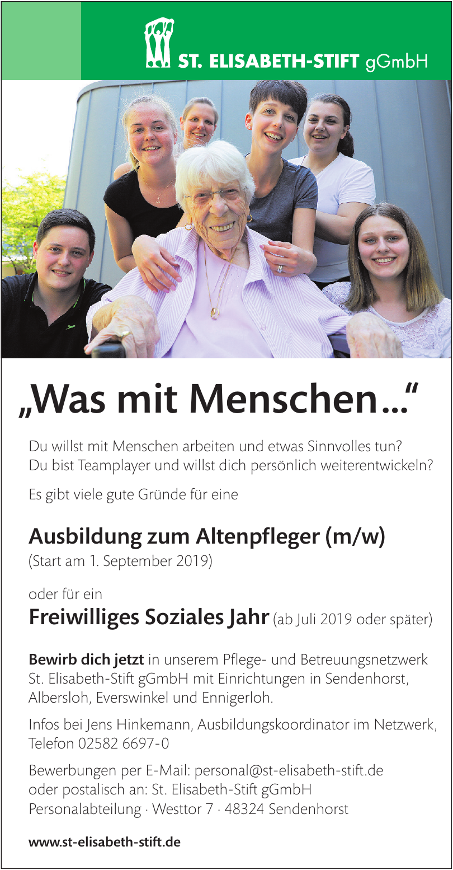 St. Elisabeth-Stift gGmbH