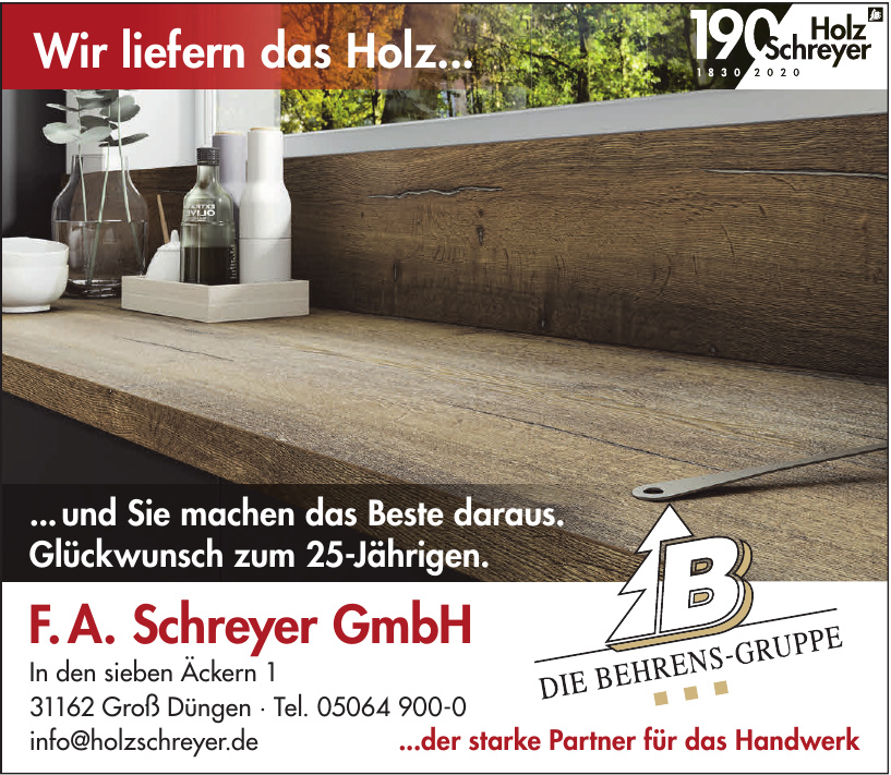 F. A. Schreyer GmbH