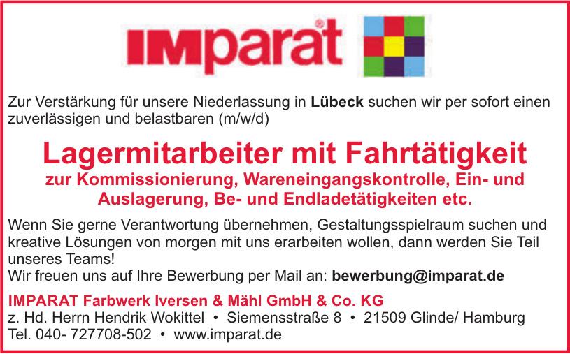 IMPARAT Farbwerk Iversen & Mähl GmbH & Co. KG