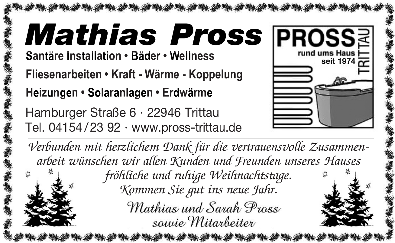 Mathias Pross