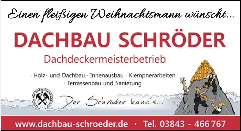 Dachbau Schröder