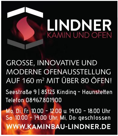 Johann Lindner Kamin und Ofen