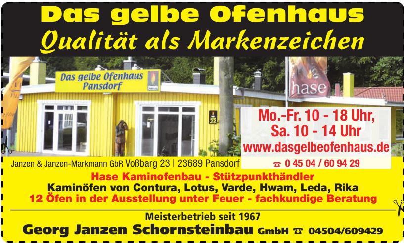 Georg Janzen Schornsteinbau GmbH