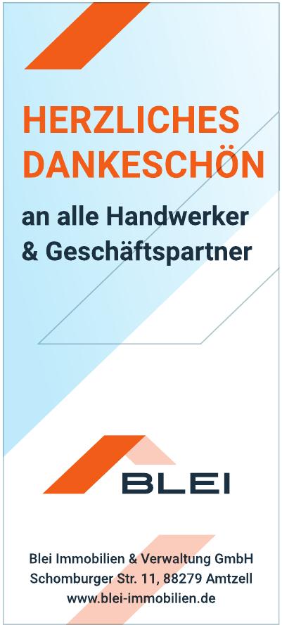 Blei Immobilien und Verwaltung GmbH