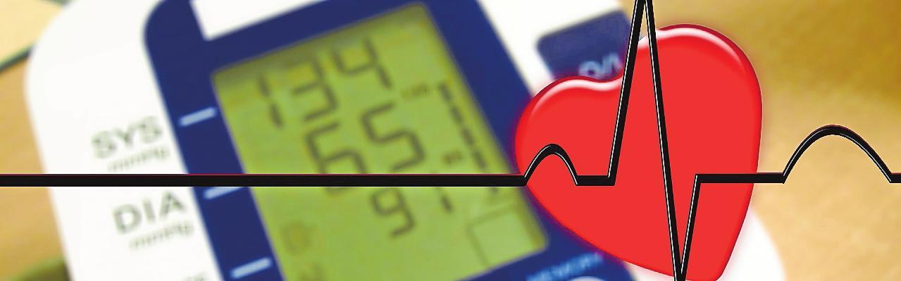 Wenn an Heiligabend der Blutdruck steigt, ist Vorsicht angeraten. FOTO: RENATALFERRO/PIXABAY