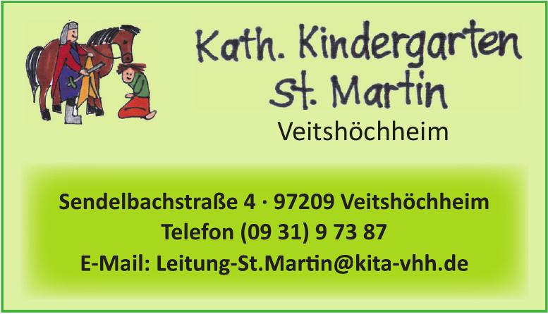 Kath. Kindergarten St. Martin