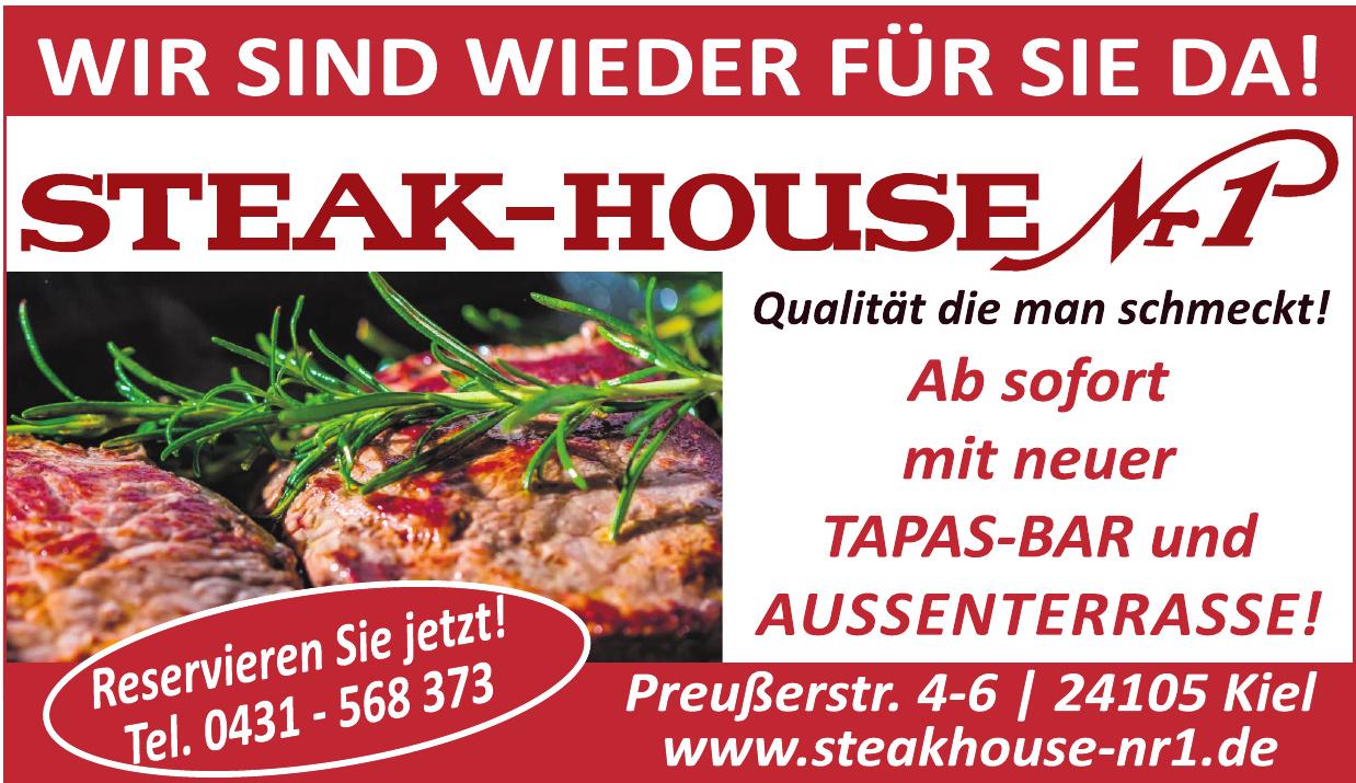 Steak-House Nr. 1