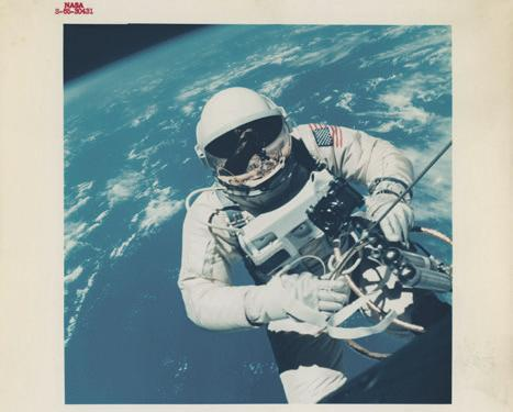 James McDivit, Gemini VI, 1965. Foto: © Ketterer Kunst GmbH und Co. KG