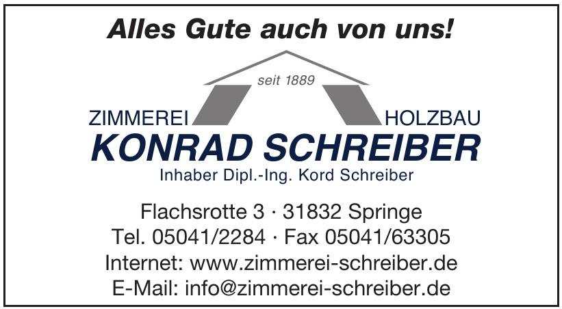 Konrad Schreiber