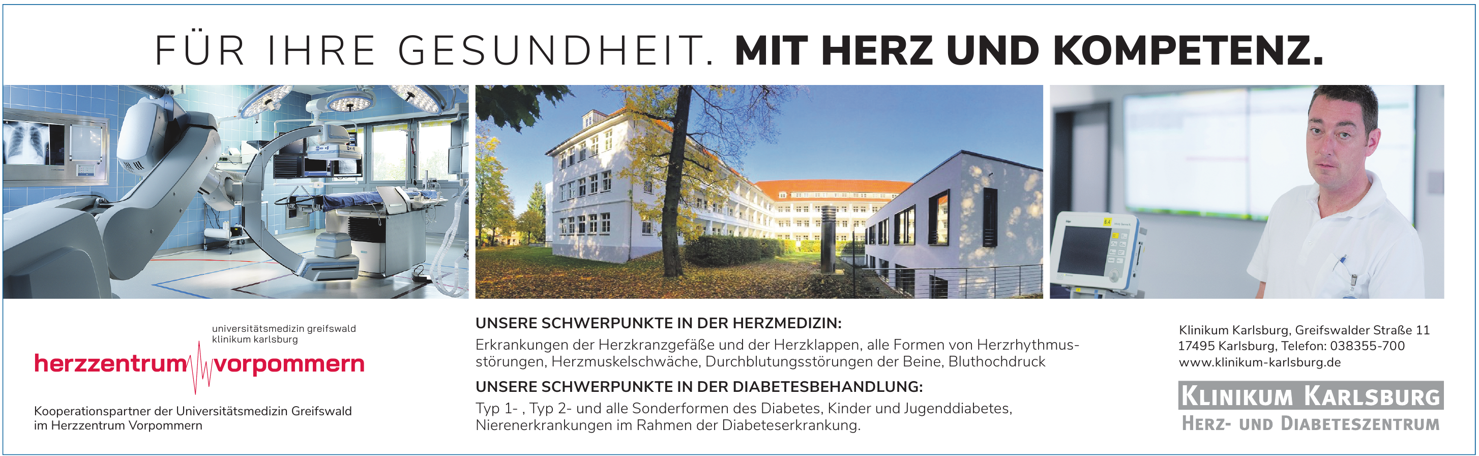 Klinikum Karlsburg