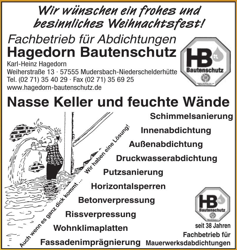 Hagedorn Bautenschutz