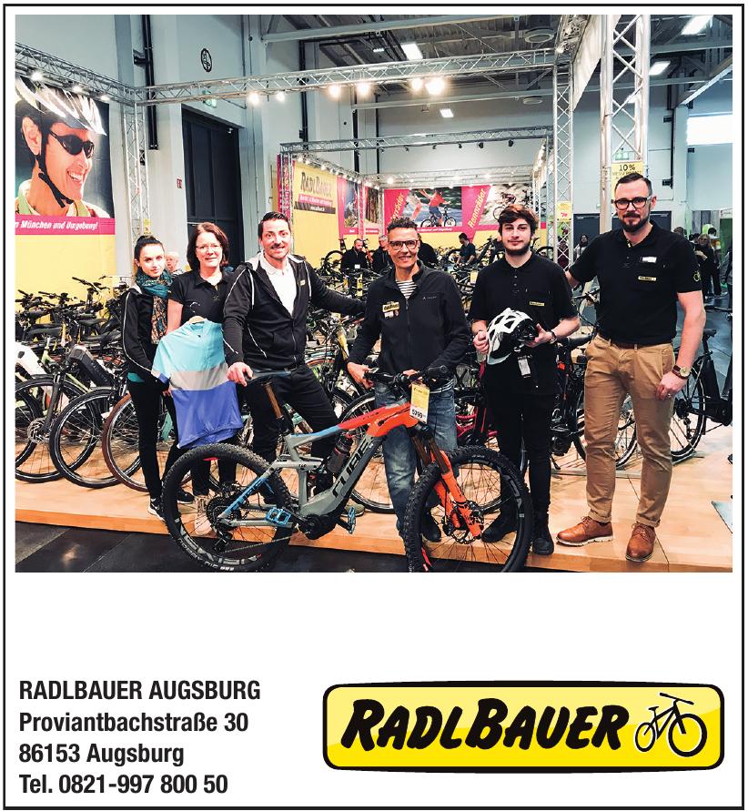 Radlbauer Augsburg