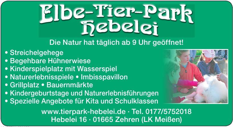 Elbe-Tier-Park Hebelei