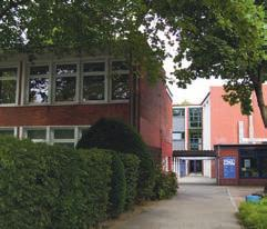Gymnasium Corveystraße