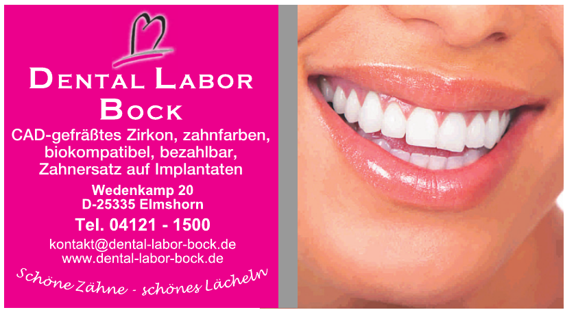 Dental Labor Bock