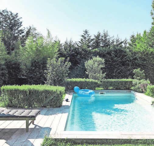 Ein Pool ist für viele ein Traum.