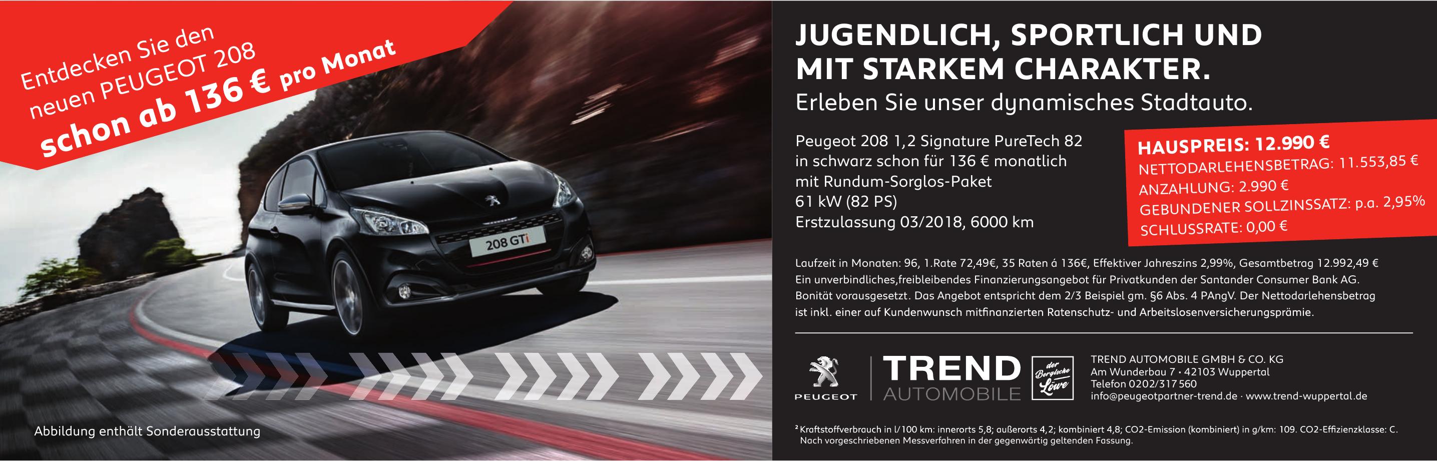 Trend Automobile GmbH & Co. KG