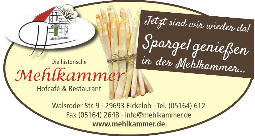 Mehlkammer Restaurant